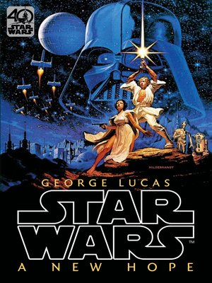 cover image of Star Wars Episode IV, A New Hope